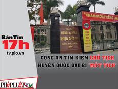 Công an tìm kiếm chủ tịch huyện Quốc Oai bị 'mất tích'
