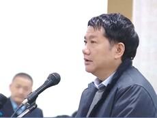 Tình hình sức khỏe ông Đinh La Thăng tại tòa
