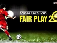 Còn 5 ngày nữa sẽ diễn ra lễ trao giải Fair Play 2017
