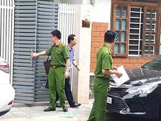 Clip: Công an có mặt ở nhà ông Văn Hữu Chiến, Trần Văn Minh