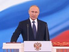 Toàn cảnh lễ nhậm chức tổng thống của ông Putin