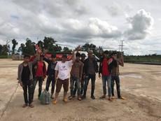 Công nhân HAGL kể lại giây phút vỡ đập ở Lào