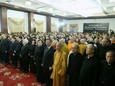 Lễ truy điệu Chủ tịch nước Trần Đại Quang ở TP.HCM