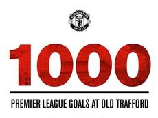 Man. Utd tung video kỷ niệm 1.000 bàn thắng trên sân nhà