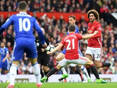 Chelsea thua oan trước MU