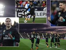 Real Madrid thắng ngược đấu bù, vẫn thua Barca 14 điểm