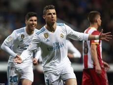 Ronaldo lập poker, Real Madrid đè bẹp đối thủ