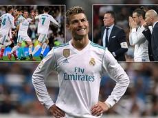 Ronaldo giải cứu Real Madrid