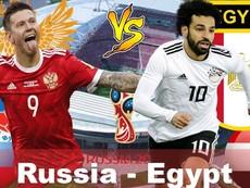 Fan Việt Nam trổ tài dự đoán trận Nga - Ai Cập và... Salah