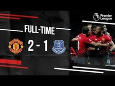 MU - Everton (2-1): Nhọc nhằn vượt khó