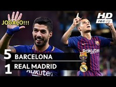 Barcelona - Real Madrid (5-1): Thảm họa siêu kinh điển