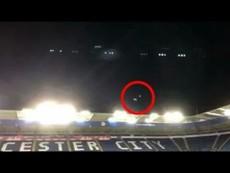Video: Khoảnh khắc chiếc trực thăng của tỉ phú Vichai rơi
