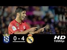 Melilla - Real Madrid (0-4): Khởi đầu như mơ cho Solari