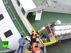 Clip thuyền trưởng phà SEWOL bỏ mặc hành khách