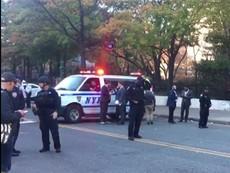 Hiện trường vụ khủng bố kinh hoàng ở New York