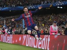 Barcelona - Bayern 3-0: Lionel Messi rực sáng