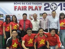Clip lễ công bố giải thưởng FairPlay 2015