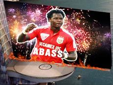 Fair Play 2015 gọi tên Abass Dieng