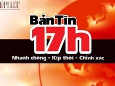 Bản tin 17h: Bắt đàn em Năm Cam và đệ tử vào bệnh viện chém người