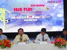Clip: Những điểm mới trong giải thưởng Fair Play 2016