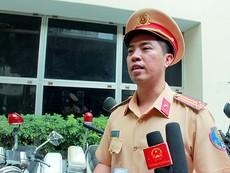 CSGT TP.HCM nói về giải pháp giảm kẹt xe ở Tân Sơn Nhất