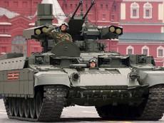Nga diễu binh mừng Ngày Chiến thắng trên Quảng trường Đỏ