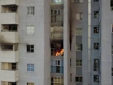 Người dân kể lại giây phút cháy chung cư Fodacon