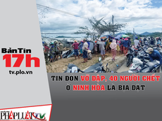 Tin đồn vỡ đập, 40 người chết ở Ninh Hòa là bịa đặt