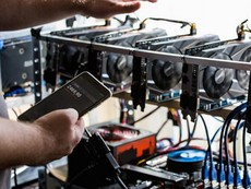 Bộ Tài chính đề xuất cấm nhập máy đào bitcoin