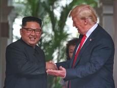 Lịch trình làm việc của ông Trump với ông Kim tại Singapore