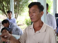 Cà Mau: Người dân không chấp nhận lời xin lỗi của VKS
