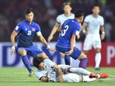 Malaysia ngược dòng hạ gục Campuchia 3-2