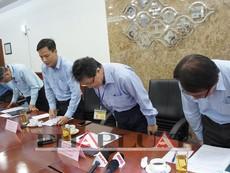 Họp báo của Formosa: Lãnh đạo công ty từ chối nhiều câu hỏi