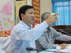 Bí thư Thăng: Phải cách chức trưởng Phòng TN&MT Hóc Môn