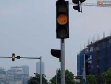 Xử phạt vi phạm giao thông về đèn vàng không phải quy định mới