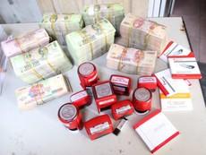 Bắt đường dây mua bán hóa đơn khống trên 1.000 tỉ đồng