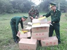 Tiêu hủy 15.000 trứng gà Trung Quốc