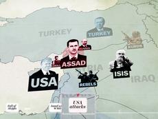 Toàn cảnh chiến sự Syria: Ai đang đánh ai?