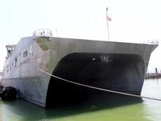 Clip: Tàu hải quân Hoa Kỳ thăm Đà Nẵng