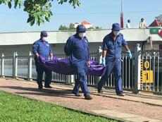 Clip: Vớt thi thể phụ nữ 35 tuổi trên kênh Nhiêu Lộc