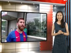 Vui Độc Lạ:Phát hiện 'anh em sinh đôi' của Messi