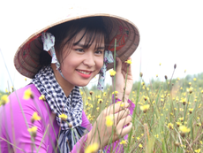 Tháng 5, đến Tràm Chim ngắm hoa lạ