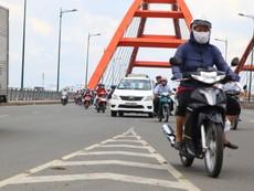 Video: Nguy hiểm rình rập trên cầu Bình Lợi