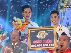 Tiến Khoa - Don Nguyễn đăng quang 'Cặp đôi hài hước'