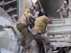 Giao tranh đẫm máu tại Syria trước thềm lệnh ngừng bắn