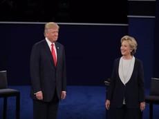 Tranh luận lần 2: Trump sẽ cho Clinton đi tù nếu thắng