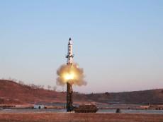 Triều Tiên bất ngờ phóng một lúc 4 tên lửa đạn đạo
