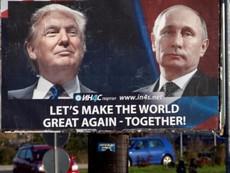 Người Mỹ gốc Nga nghĩ gì về ông Trump và ông Putin?