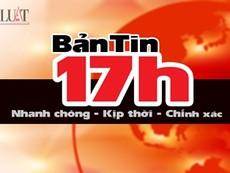 Bản tin 17h: Tạm đình chỉ kíp mổ nhầm chân ở bệnh viện Việt Đức