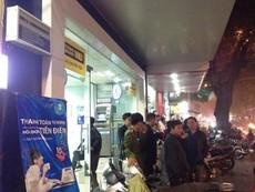 Clip: Hiện trường vụ cướp Ngân hàng BIDV ở Huế